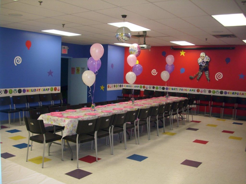 Active Kids Zone Place To Organize Theme Events